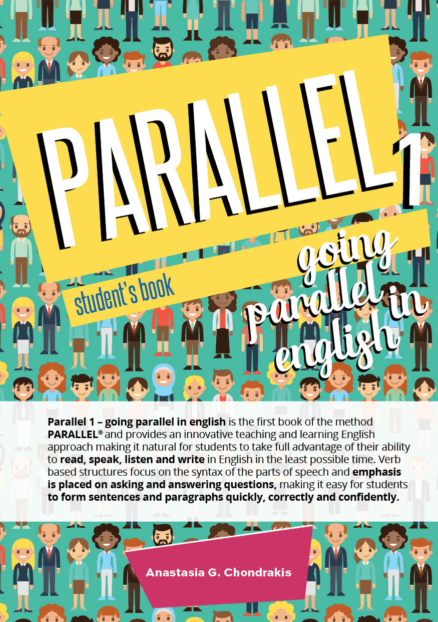 Parallel 1 flyer
